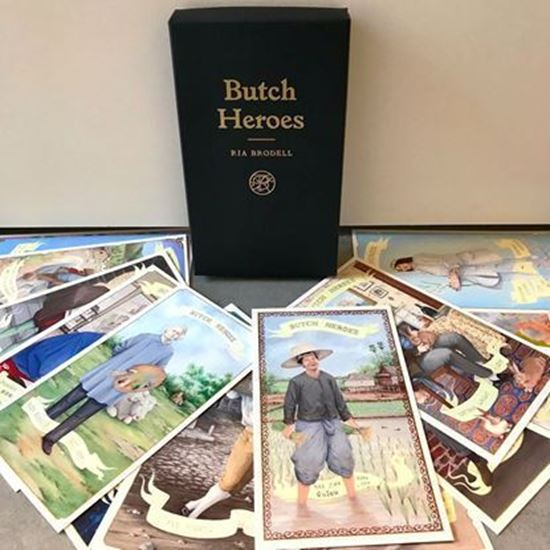 Picture of Ria Brodell Butch Heroes Boxed Set