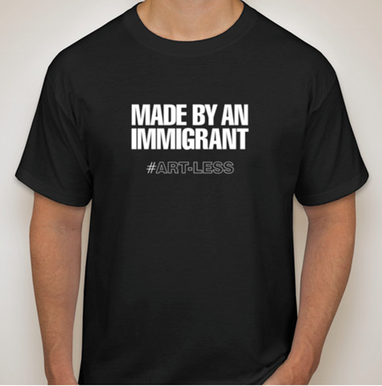Made By an Immigrant T-Shirt