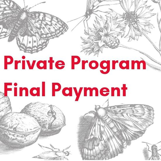 Picture of Private Program- Final Payment