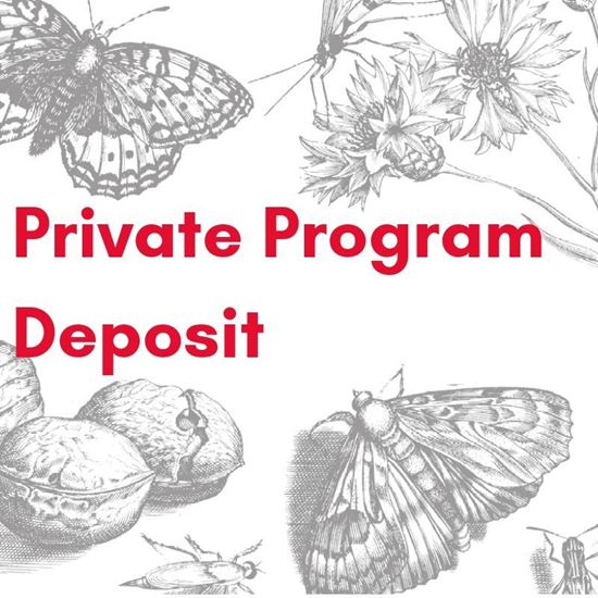 Picture of Private Program-Event Deposit