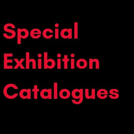 Picture for category Special Exhibition Catalogues
