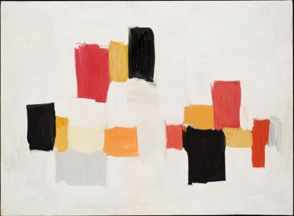 Picture of Magnet: Olga Albizu, Untitled, 1959